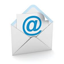 email-bleu